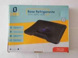 Base Refrigerante Slim Wpc-430 Ergonomico