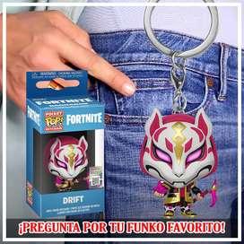 Fortnite Drift Llavero Funko