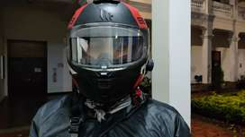 Antiempañante para casco