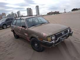 Subaru 4x4