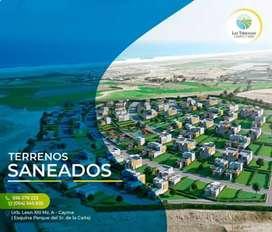Venta de terrenos terrazas campo mar