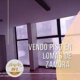Venta de piso en lomas de zamora. 8 oficinas