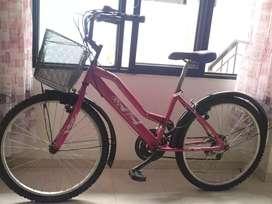 Bicicleta en buen estado - Negociable