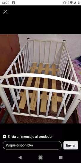 Cunita de bebé