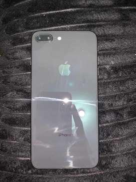 Vendo Iphone 8Plus 64Gb negro