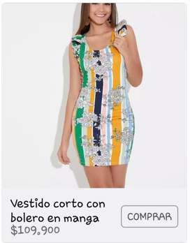 Vendo vestido Nuevo