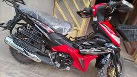 Moto Wanxin nueva