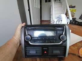 Radio original Toyota yaris 2016 full