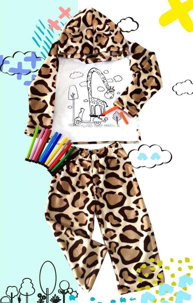 Pijamas coloreables últimas unidades 0