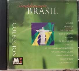 Cd Música brasileña