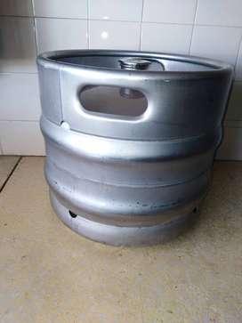 barril de cerveza de 30 lts