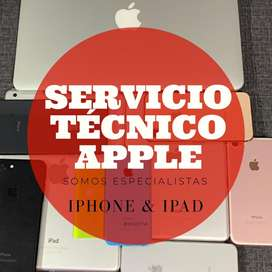 Servicio tecnico iphone & ipad