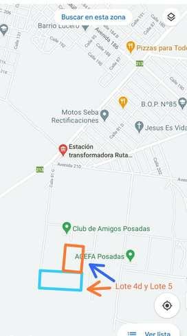 Vendo 1 Ha. en San Isidro (Pdas) , a minutos del Centro.con 3 Tajamares, Tinglado y Construcciones, Corrales.
