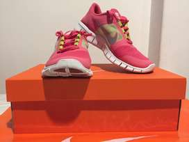 Zapatillas Nike free run 3