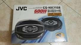 Parlantes Jvc Cshx7158 600w 100nuevo