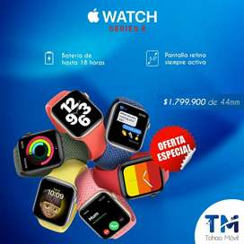 APPLE WATCH SERIE 6 DE 44 MM