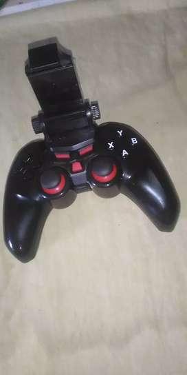 Control wireless gamepad