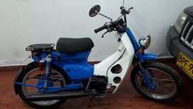 vendo Honda c90 1996