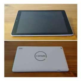 Permuto tablet por celular