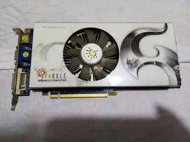 Tarjeta de video 1 GB Nvidia sparkle