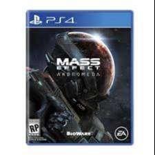 Mass Effect Andrómeda PS4 Usado en excelente estado