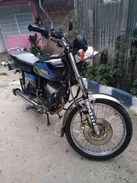 Vendo Hermosa Rx 100 Valluna, O Cambio Por Otra Moto 4t