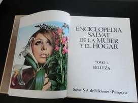 Enciclopedia De La Mujer Y El Hogar Salvat (NUEVO)