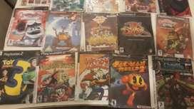 Juegos de play 2 (mas de 2000 titulos)c/u