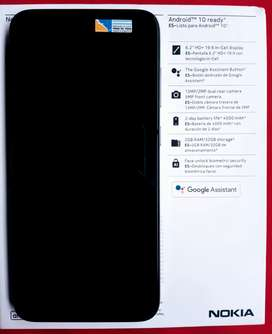 Nokia 2.3 NUEVO SIN USO