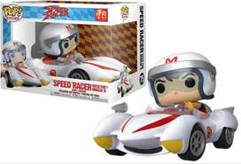 Figura Funko Pop Rides Speed Racer Mach 5