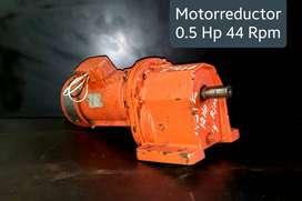 MOTORREDUCTOR SIEMENS-ASSI 1/2 HP