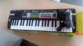 Piano organeta juguete para niño y niña