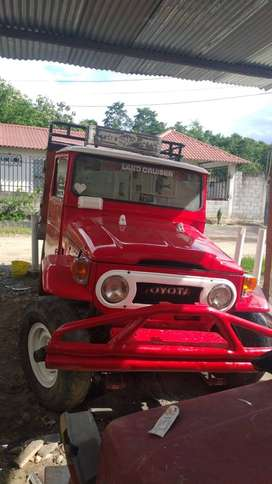 Se vende camioneta toyota Lan Cruiser