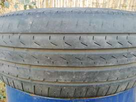 Cubierta pirelli P7 195/55  rod 16
