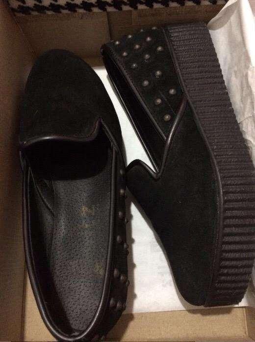 Zapatos nuevos 0