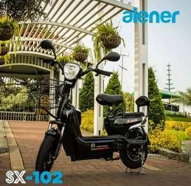Bicimoto Eléctrica Alener SX-102 envío a Nuevo Chimbote y Chimbote