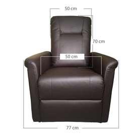 Sillón  reclinable Majut - Sillón reclinomatic Majut - Sillón de descanso Majut