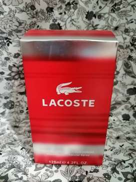 Perfume lacoste red