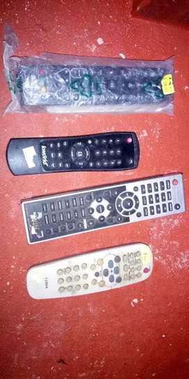 control remoto tv video