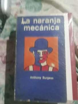 LA NARANJA MECANICA (usado)