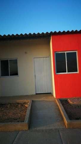 Casa en venta en las afueras de carreipia barrio partantial