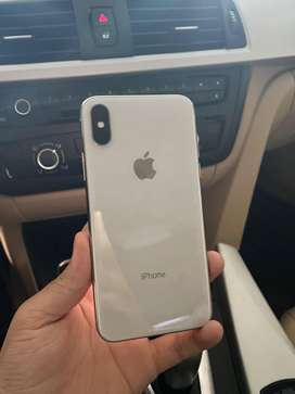 Iphone x 64gb negro