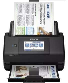 Se vende Escaner inalámbrico EPSON WORKFORCE ES-580w