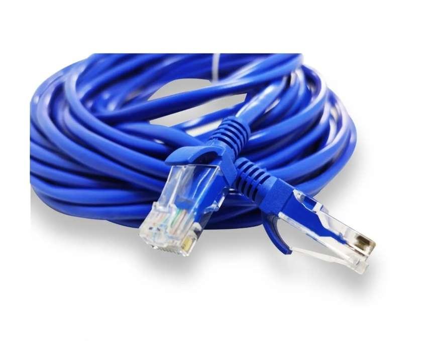Cable De Red Internet 20mts - 15 mts - 10mts  Categoria 5e Ck - Link