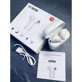 aURICULATES mANOS lIBRES bLUETOOTH I7 mINI eARPODS iNALAMBRICOS iN eAR tIPO