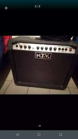 Amplificador de 60w