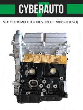 Motor armado Chev. N300,  N200  y caja de cambio, diferencial N300, N200
