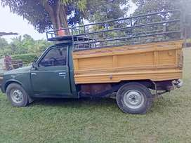 Vendo camioneta Toyota Hilux del 78