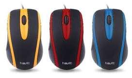 Mouse Óptico Havit Hv-ms753 Negro Colores