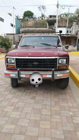 reparado ford 350 custom 1982